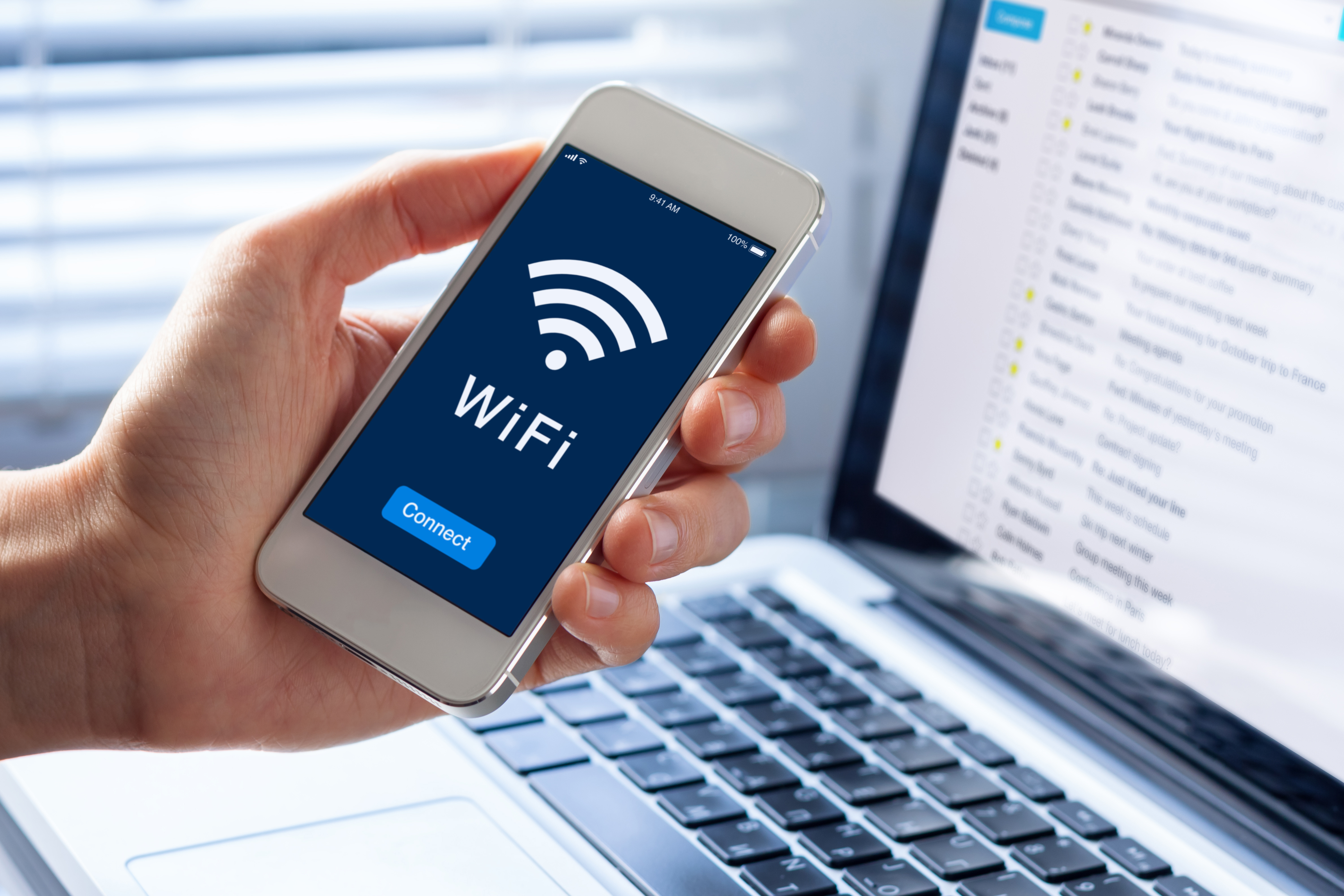 SimSof-IT Our Work WiFi